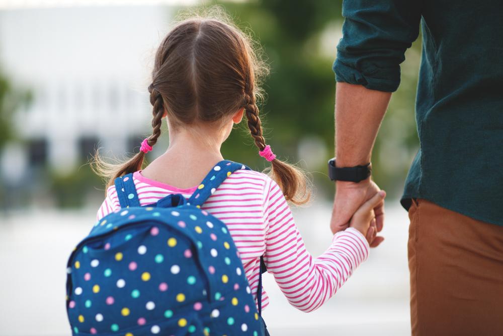 Padres primerizos: ¡Prepárese para los pequeños accidentes en la escuela!