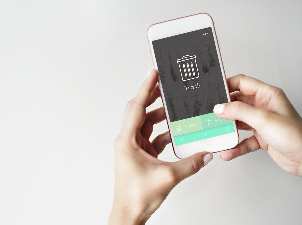 Apps para recuperar los archivos borrados del teléfono