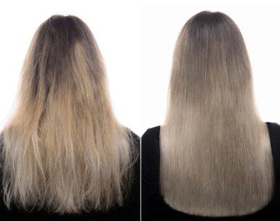 Cuide su cabello y evite que se esponje con los consejos de expertos. (Foto Prensa Libre: Servicios).cccc
