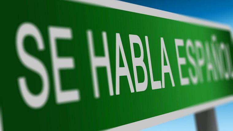 Cada año aumenta el número de hispanohablantes. (Foto Prensa Libre: Servicios).