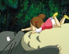 El catálogo del estudio japonés Ghibli llega a Netflix. (Foto Prensa Libre: Studio Ghibli)