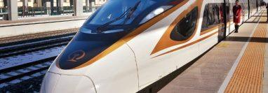 Foto China State Railway Group.