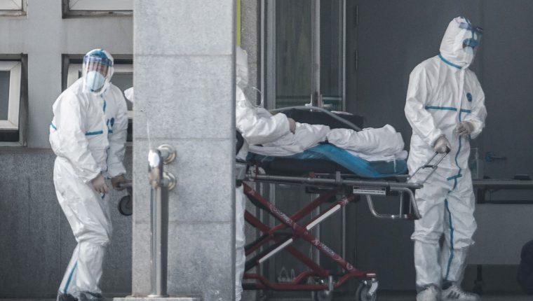 El virus detectado en China se contagia entre humanos, según experto del gobierno. (Foto Prensa Libre: AFP)