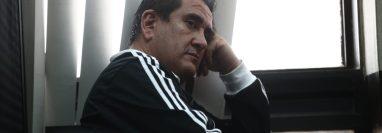 Gustavo Alejos, procesado en cinco casos de corrupción. (Foto Prensa Libre: Carlos Hernández)