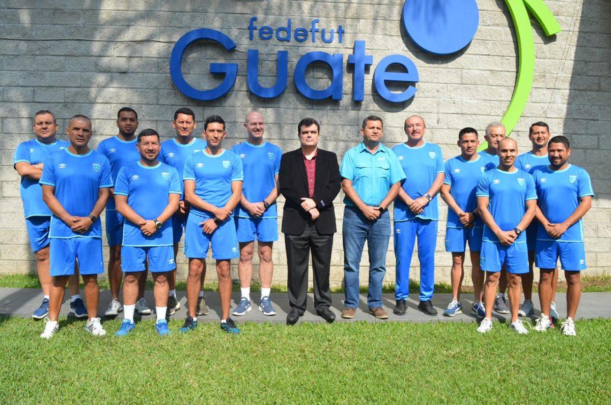 Entrenadores mexicanos invaden las selecciones menores de Guatemala