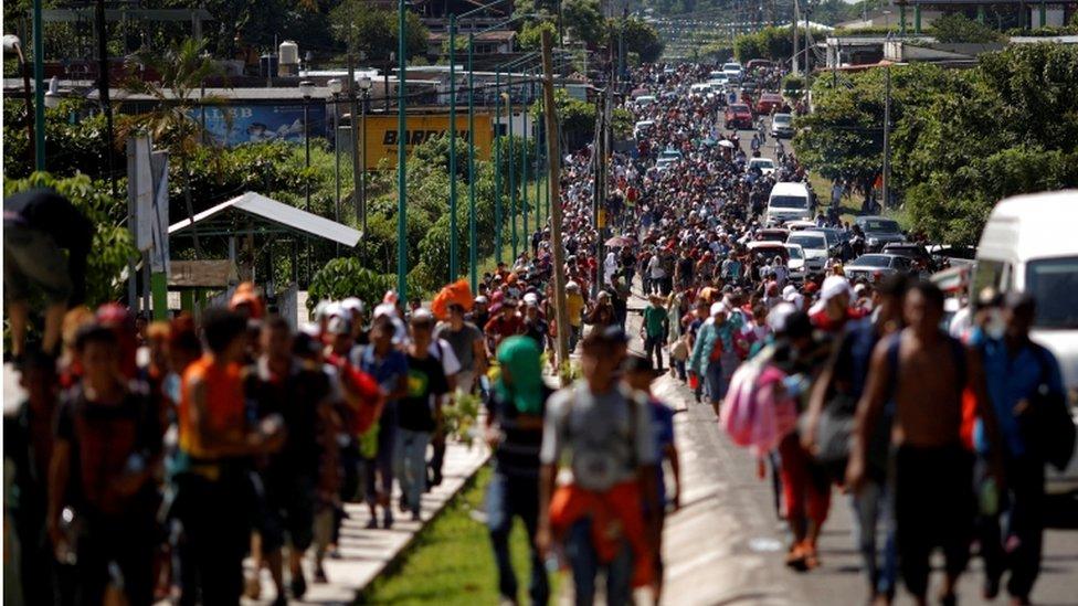 Cientos de hondureños han desaparecido en su intento de llegar a Estados Unidos