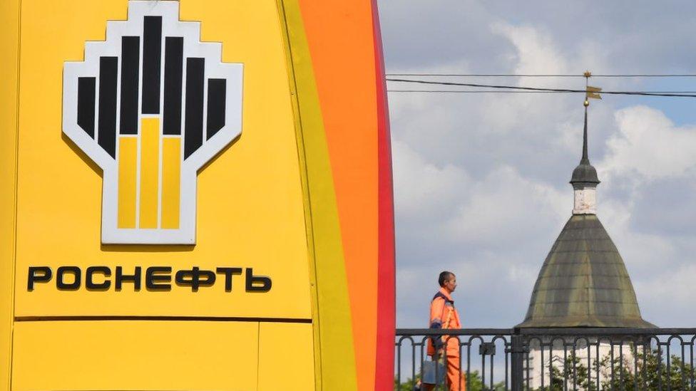 Crisis en Venezuela: EE.UU. sanciona a una filial de la petrolera rusa Rosneft por su apoyo al gobierno de Nicolás Maduro