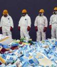 China es el mayor exportador de fentanilo a Estados Unidos. AFP