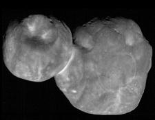 Arrokoth, también conocido como Ultima Thule. NASA