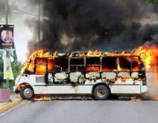 La guerra contra el narcotráfico ha causado miles de muertes en México.