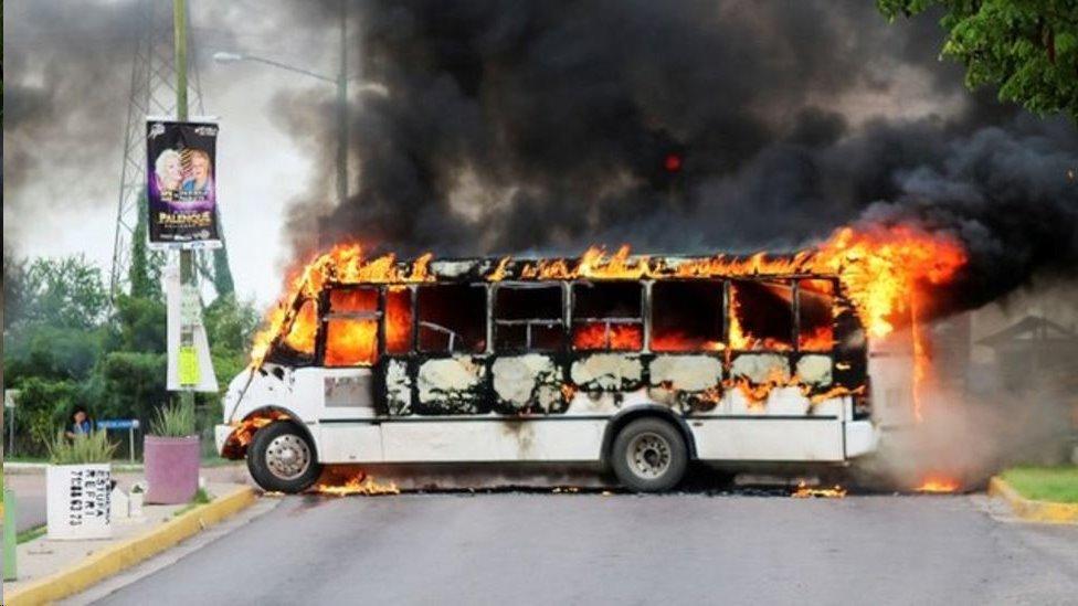 """Violencia en México: qué es """"El Seguimiento 39"""", el misterioso """"cartel de carteles"""" de este país"""