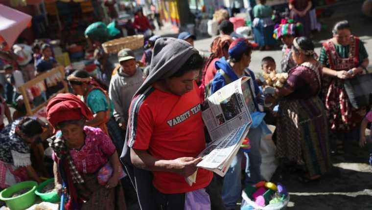 Guatemala tiene el mismo nivel de desempleo que Suiza: 2,5%.