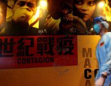 Desde que surgió el brote en Wuhan, la película Contagion ha vuelto a las listas de lo más visto.