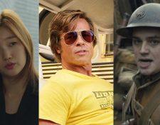 9 películas compiten en la categoría al mejor largometraje en esta edición de los premios Oscar.