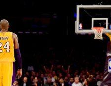 Kobe Bryant anotó 60 puntos en su último partido como basquetbolista de la NBA. GETTY IMAGES