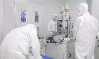 Foxconn empezó producciones de prueba de las mascarillas profilácticas a medida que la demanda se dispara. FOXCONN