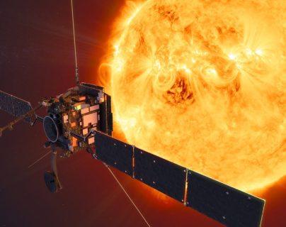 SolO estará a 42 millones de kilómetros del Sol. ESA