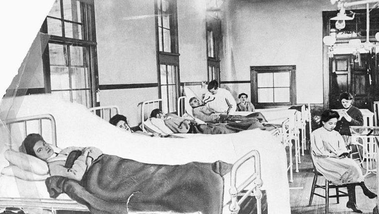 Mary Mallon provocó decenas de contagios de fiebre tifoidea.