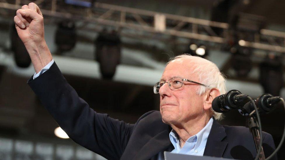 Elecciones en EE.UU: Bernie Sanders gana las primarias de New Hampshire y encabeza la carrera demócrata por ser el rival de Trump