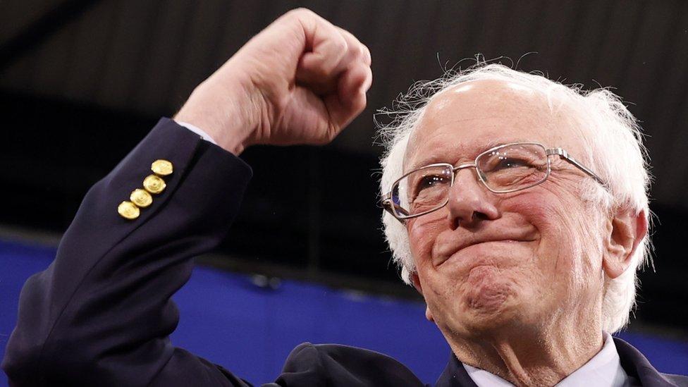 """Bernie Sanders: cómo se compara el """"socialismo democrático"""" que propone el senador demócrata en EE.UU. con la izquierda de América Latina"""