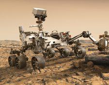 Mars 2020 intentará encontrar huellas de vida en Marte
