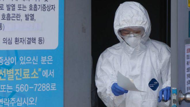 Corea del Sur asegura vivir una crisis sin precedentes. GETTY IMAGES