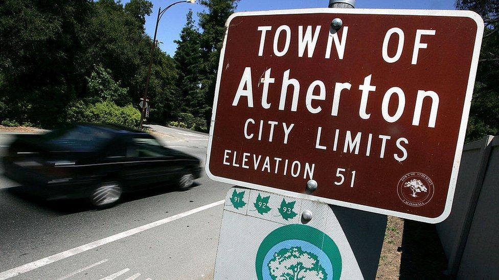 Así es Atherton, el pueblo más rico de Estados Unidos donde la casa más barata vale US$2.5 millones