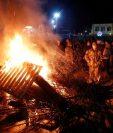En Ucrania, la llegada de evacuados por el coronavirus causó protestas violentas.