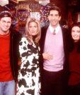 Friends se estrenó en 1994 y duró diez temporadas. GETTY IMAGES
