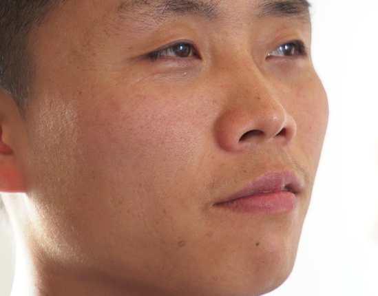 Jeon Gwang-jin, de 26 años, ayudó a escapar a una prisionera de Corea del Norte.