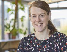 Katharine Hibbert era una periodista que escribía sobre el problema de los edificios vacíos en Reino Unido.
