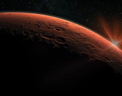 Marte está lejos de ser un planeta aburrido y muerto: es uno activo.