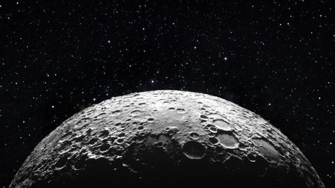 """El sorprendente hallazgo de la """"miniluna"""" que lleva orbitando tres años la Tierra"""