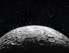 La Luna es nuestro satélite natural. ROMOLOTAVANI