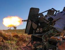 La provincia de Idlib, en el noroeste de Siria, es la última del país controlada por grupos rebeldes. AFP/GETTY IMAGES
