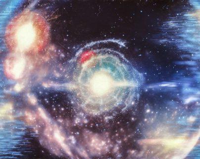 La explosión registrada es la mayor desde el Big Bang de acuerdo a los científicos.