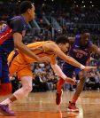 La NBA envió una nota a sus equipos afiliados para que cumplan con las recomendaciones a fin de evitar contagiarse de coronavirus. (Foto Prensa Libre: AFP)