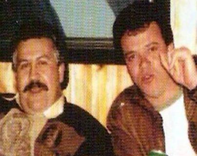 Pablo Escobar lideró el cartel de Medellín  y Popeye fue su jefe de sicarios. (Foto tomada de Facebook)
