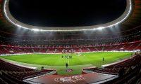 La Uefa definirá qué sucederá con la Eurocopa. (Foto Prensa Libre: EFE)