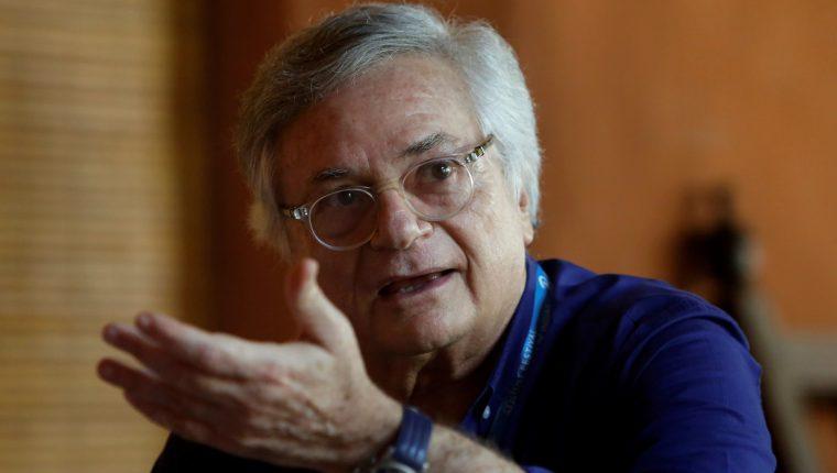 Moisés Naím es uno de los analistas más influyentes de la actualidad. (Foto Prensa Libre: EFE)