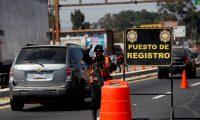 Las autoridades anunciaron que continuarán las acciones en materia de seguridad. (Foto Prensa Libre: EFE)