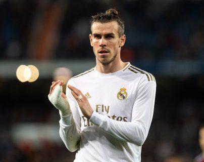 El delantero galés Gareth Bale espera ayudar para recaudar fondos por la pandemia. (Foto Prensa Libre: EFE)