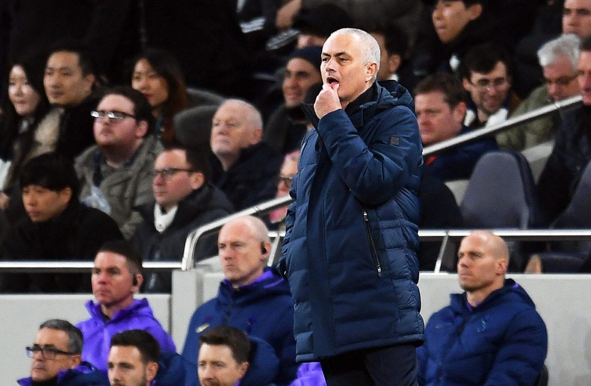 """Mourinho confía en el """"espíritu y mentalidad"""" de su equipo para remontar"""