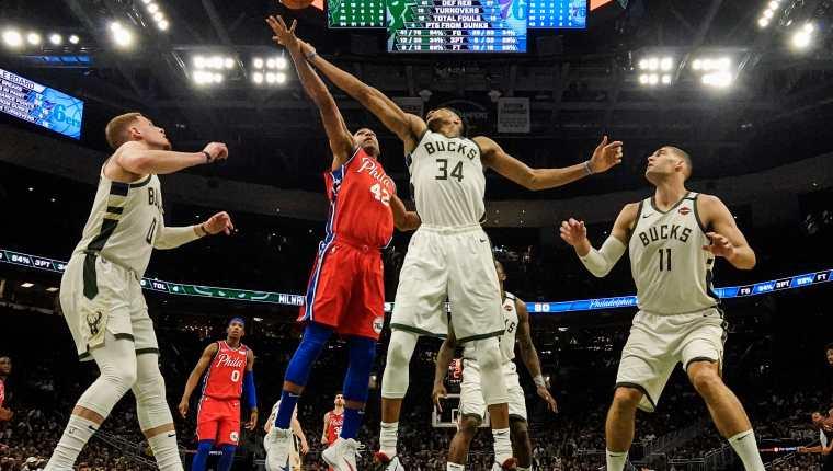En la NBA se suman otros cuatro casos por contagio de coronavirus. (Foto Prensa Libre: EFE)