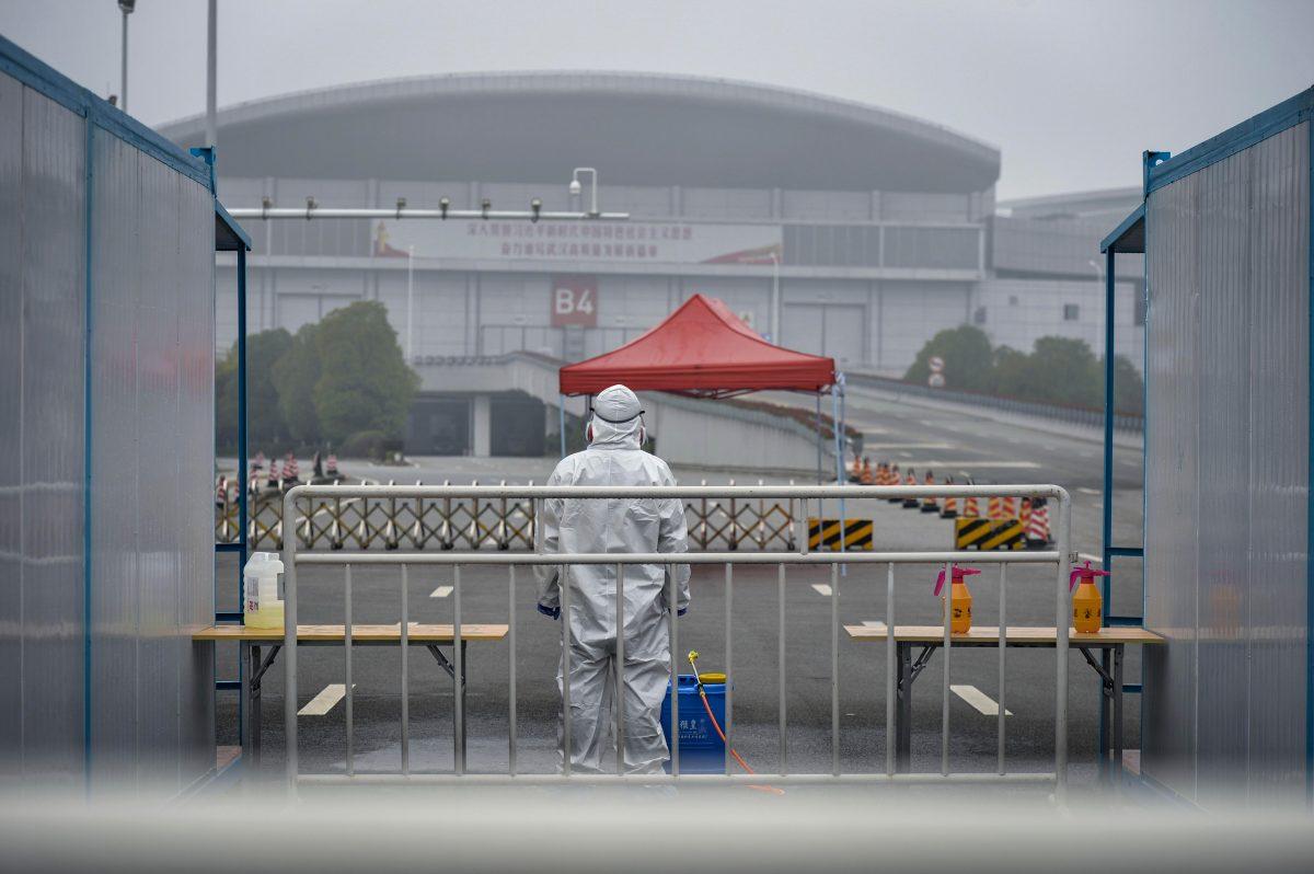 Fotogalería: alerta por posible pandemia de coronavirus