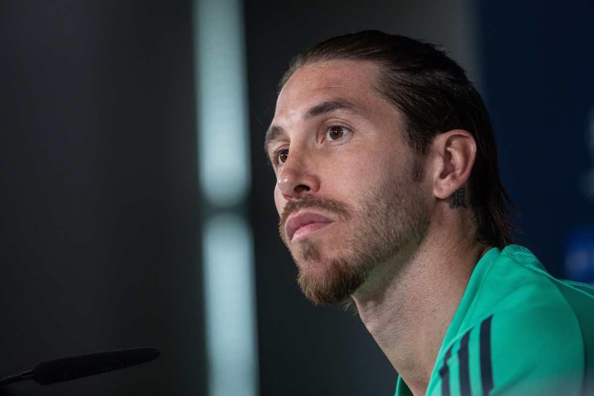 """Ramos: """"Ojalá podamos dar un golpe encima de la mesa en el clásico"""""""