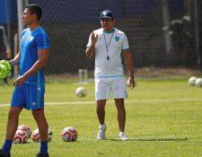 Amarini Villatoro espera que la Selección juegue este año, pero también analiza varios escenarios. (Foto Prensa Libre: EFE)