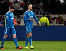 La Juventus buscará alejarse del Inter en la cima de la Serie A. (Foto Prensa Libre: AFP)