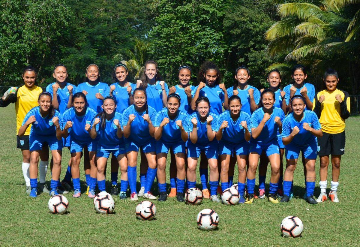 Este es el camino de la Selección Femenina Sub 20 para clasificar al Mundial