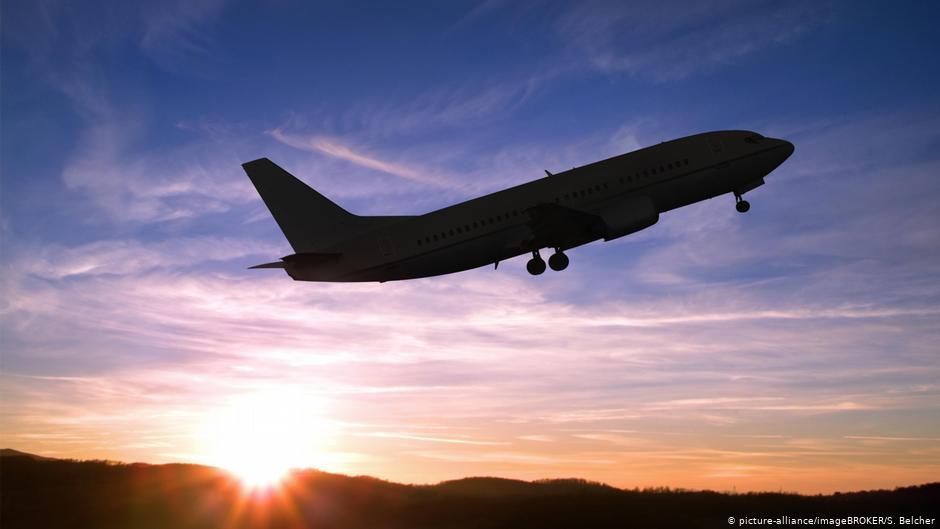 ¿Es volar malo para la salud?